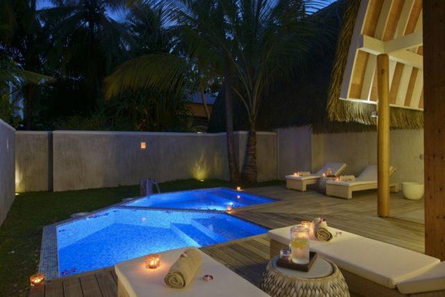 Крохотный курорт с роскошным обслуживанием Kandolhu Island на Мальдивах