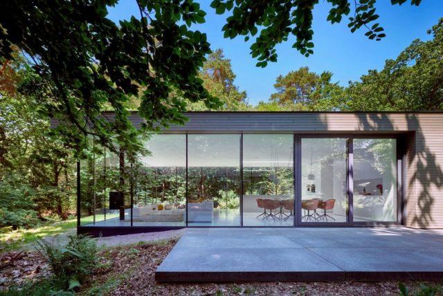 Уютная вилла 276 кв.м. для семьи в Нидерландах