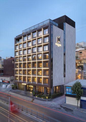 Naz City Hotel Taksim – отдых в сердце Турции со всеми удобствами
