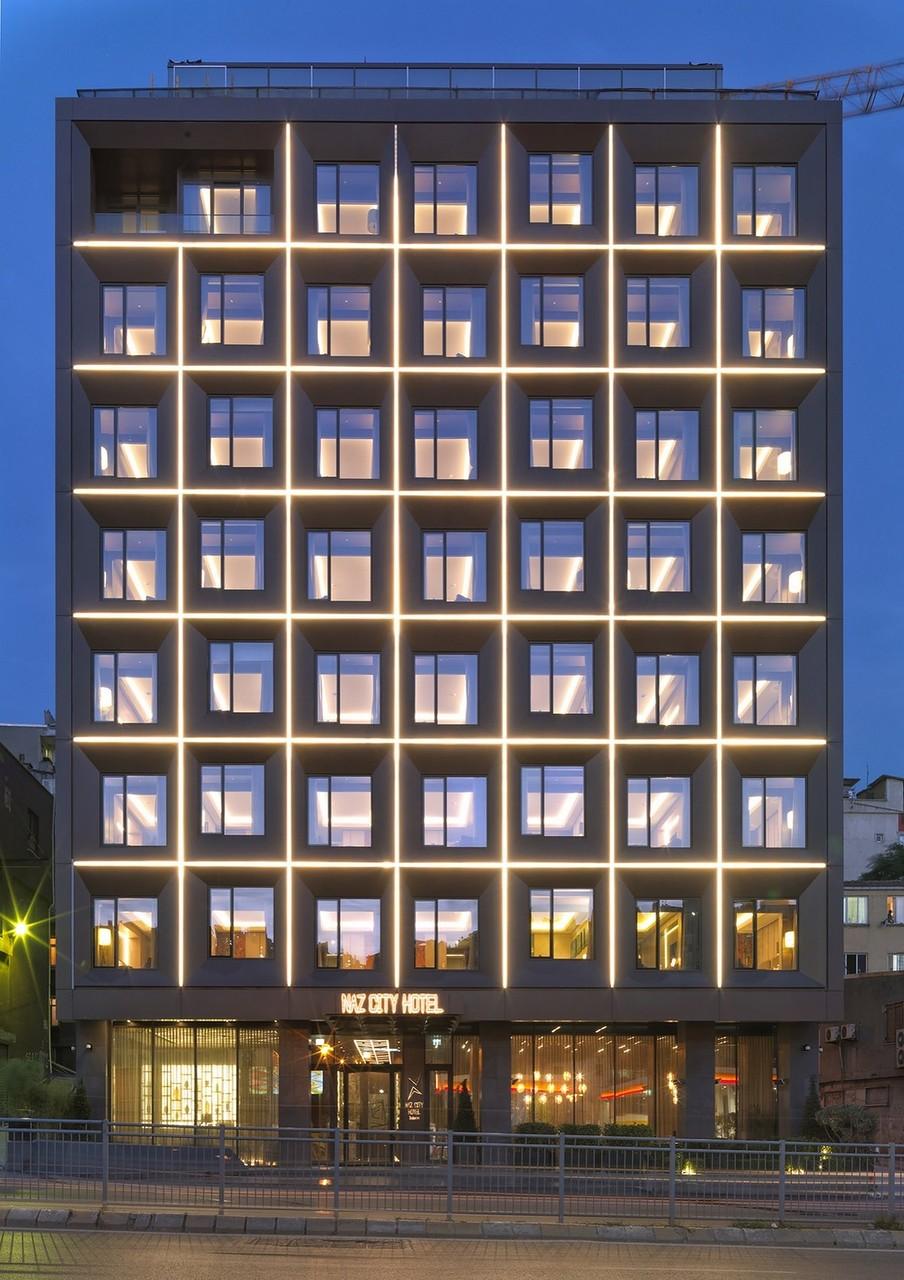 Новейший отель в Стамбуле Naz City Hotel Taksim