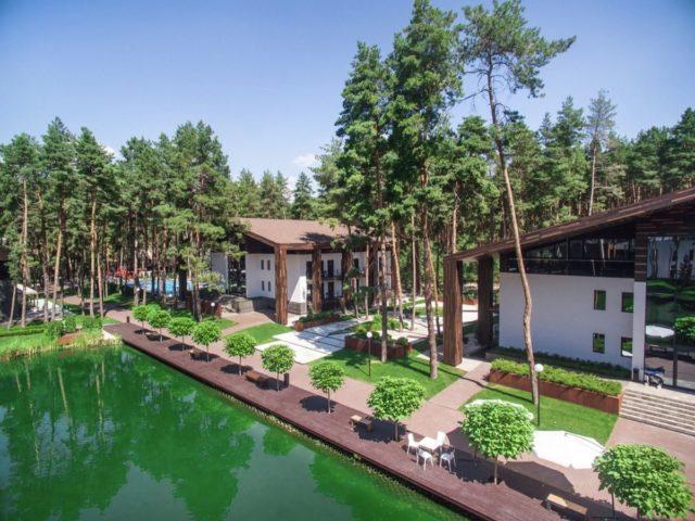 Особенности украинского отдыха в Relax Park Verholy
