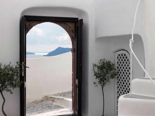Бутик-отель в Санторини