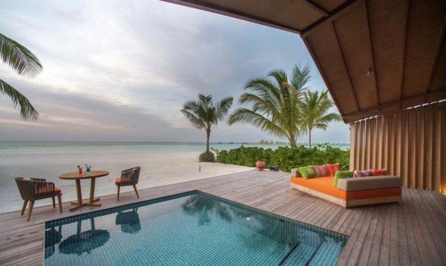Finolhu Villas – необычный мальдивский курорт