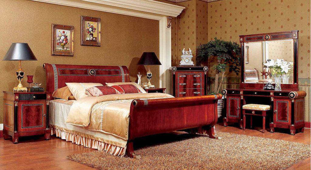 для элитная белая спальня италия ампир фото создает одно ключевых