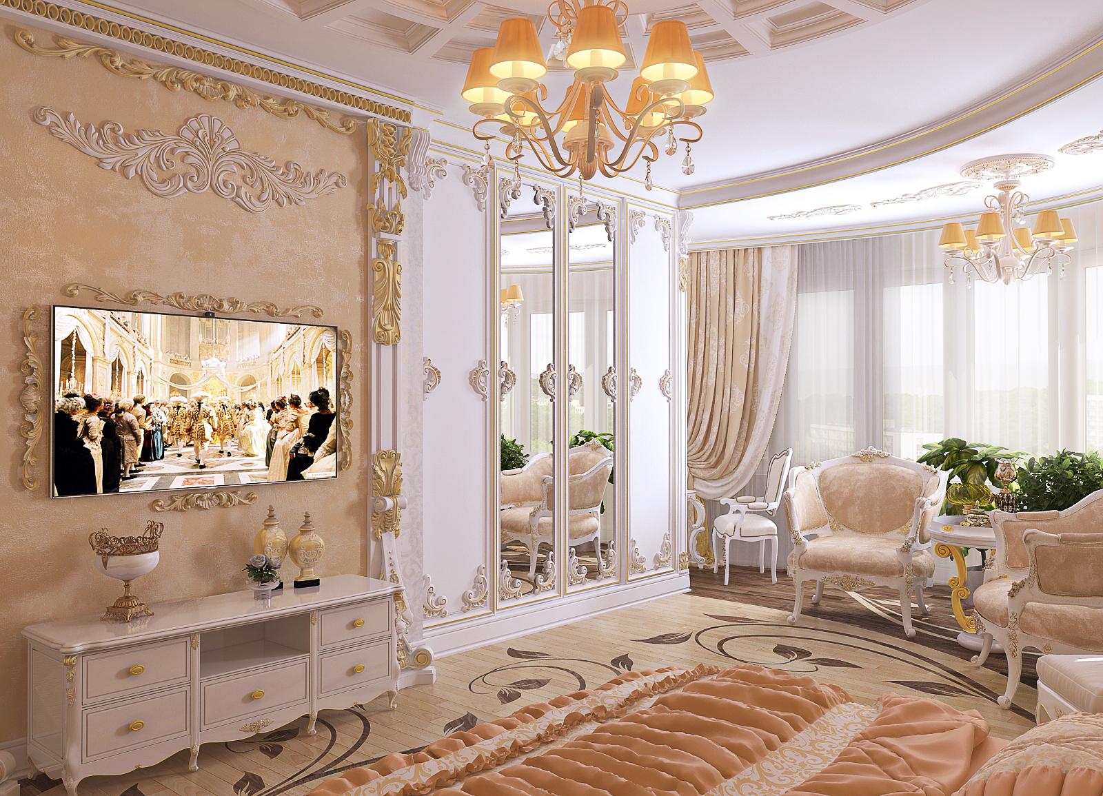 стрижка ремонт квартир в стиле барокко фото результате грегори