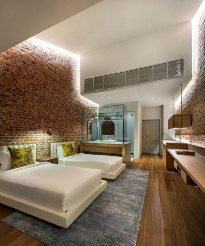 Loke Thye Kee Residence – отель и памятник в Малайзии