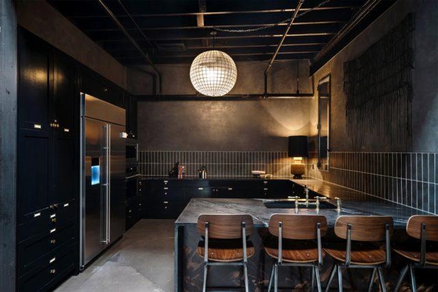 Техасский хостел с кафе и баром The Native Hostel Bar & Kitchen