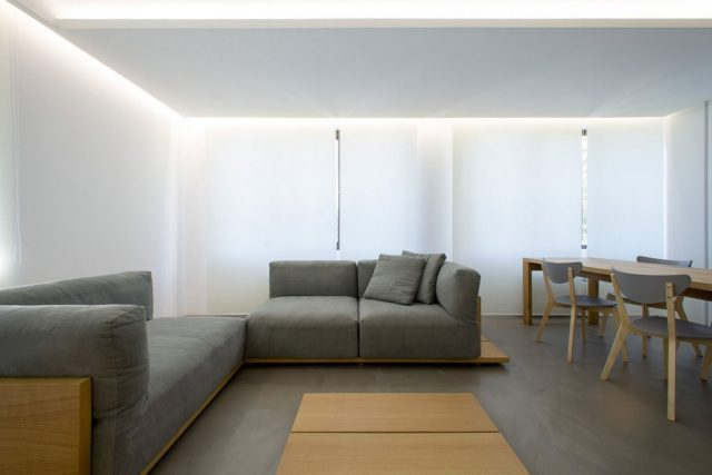 Оформление интерьера в минималистическом стиле
