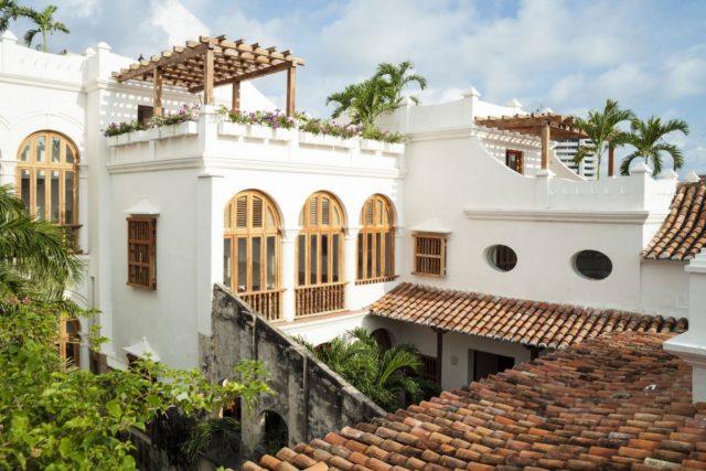 24 номера колумбийского отеля Casa San Agustin - приближение к жизни наркобарона