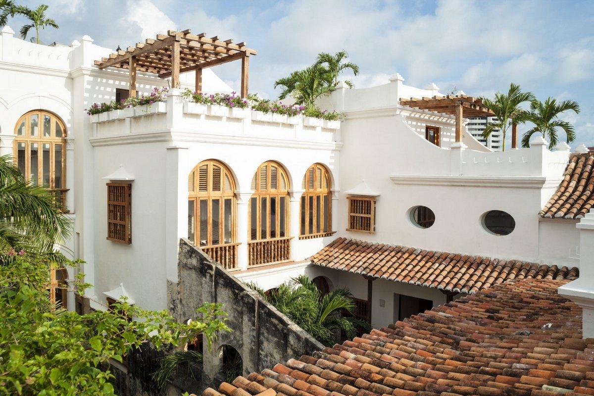 Истинный колумбийский отдых в отеле Casa San Agustin