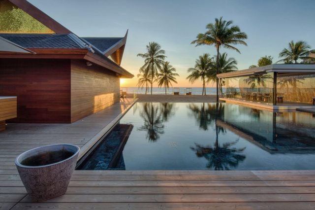 Шикарная вилла Collector's Villa в Таиланде