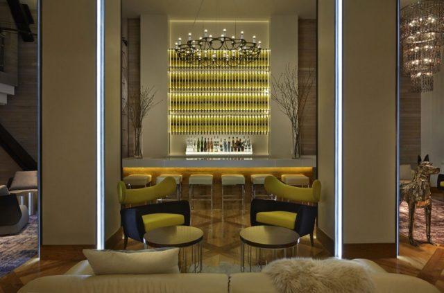 Дорогой и необычный Hotel Zetta San Francisco
