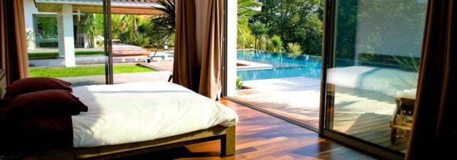 Вилла Villa Hermitage во Франции рядом с пляжем