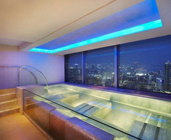 Отель «W Hong Kong» со спа-центром