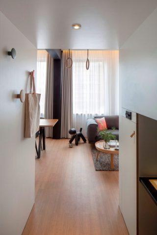 Офис с проживанием Zoku в Амстердаме