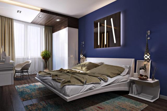 Дизайн спальни в стиле минимализм: идеальное решение для малогабаритной квартиры