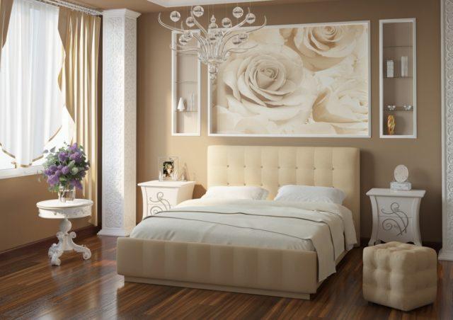 Дизайн спальни с фотообоями: быстрый способ преобразить надоевший интерьер