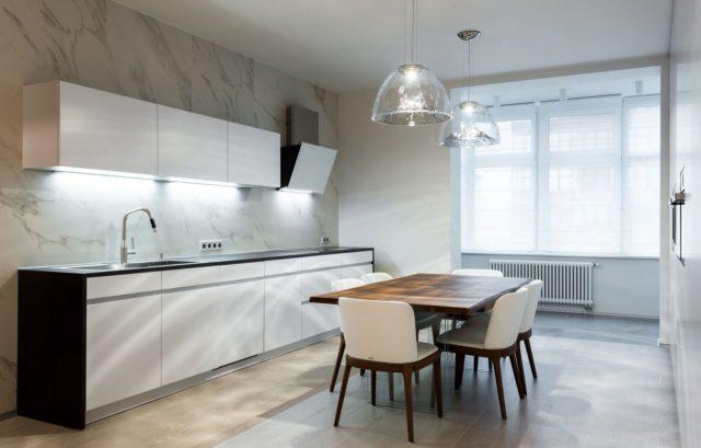 Дизайн кухни в стиле минимализм: неординарные идеи, советы от профи + фото