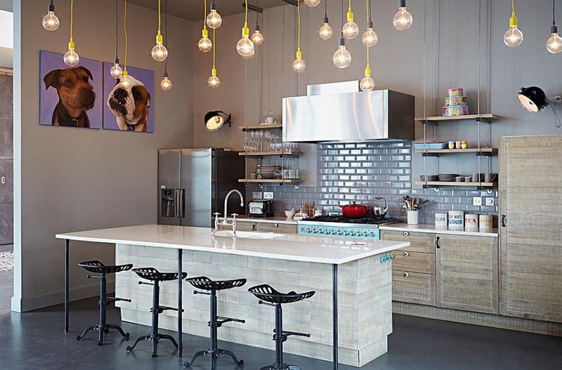 Кухня в стиле эклектика с фото