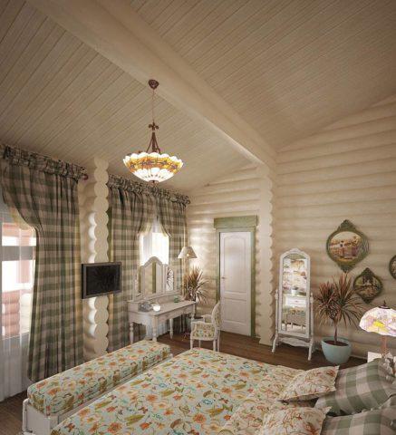 Романтичный дизайн спальни в стиле прованс: тонкости оформления + лучшие фото-идеи