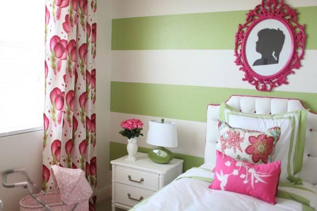 Зеленая спальня: правила создания неповторимого дизайна + фото красивых интерьеров