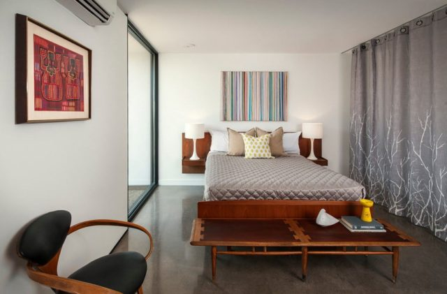 Современный дизайн спальни в стиле модерн: фото лучших идей + планировка