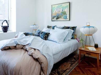 Дизайн спальни в японском стиле: островок спокойствия и умиротворения