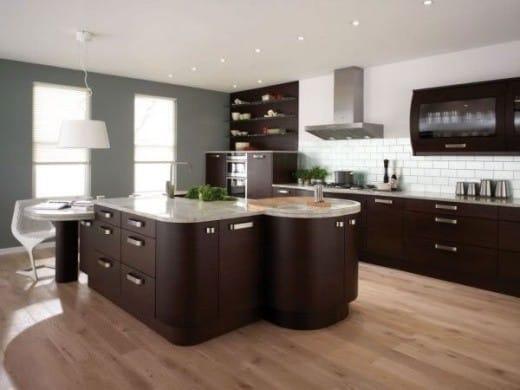 Дизайн кухни в стиле модерн: фото-идеи эксклюзивного интерьера от дизайнеров