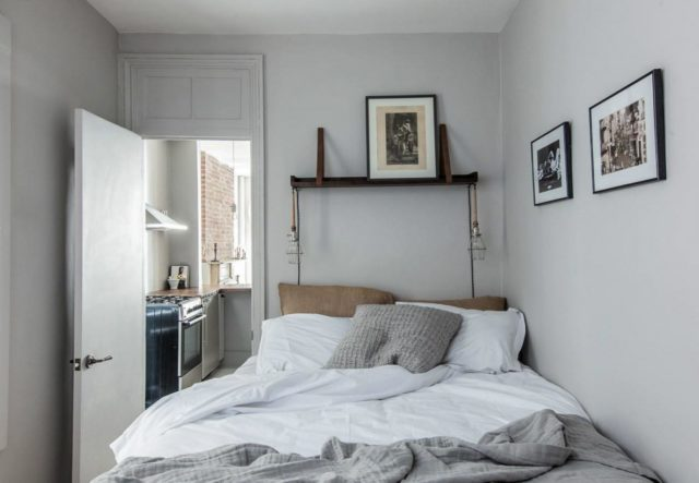 Спальня без окна: идеи дизайна интерьера + секреты создания уюта