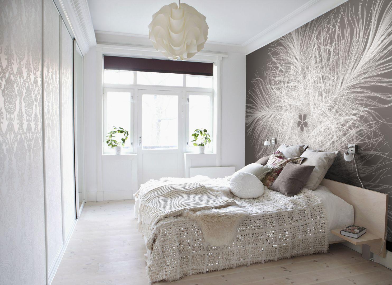 весной, отмечают оформление спальной комнаты с фотообоями красивые живописные места