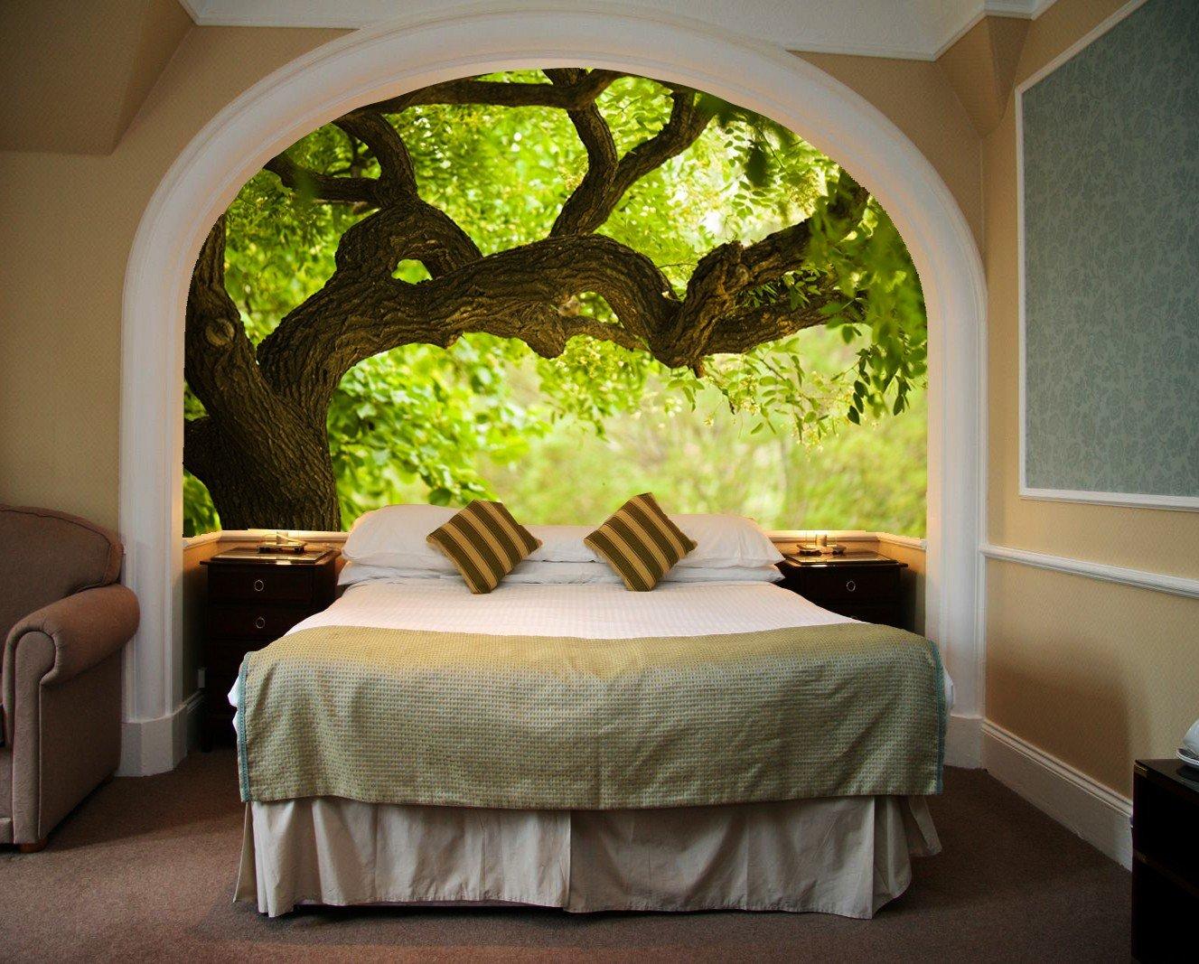 Спальня без окна 46 фото дизайн интерьера глухой спальни вентиляция темной комнаты отзывы
