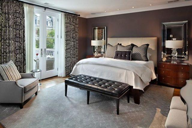 Элегантная спальня в стиле арт-деко: советы опытных дизайнеров и фото для вдохновения