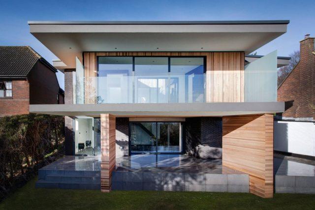 Английская резиденция 4 Views в стиле дзен в Англии