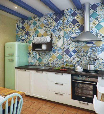 Дизайн кухни в средиземноморском стиле: легкость и свежесть в интерьере