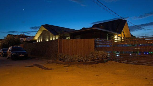 Резиденция в поселке Солнечный от студии Чадо в ростове