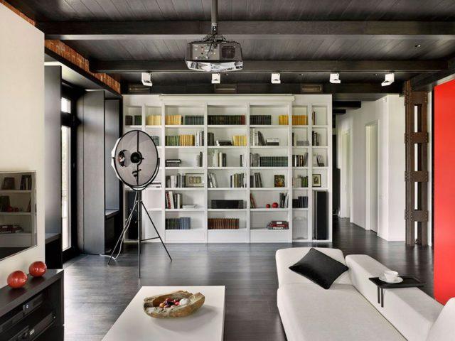 Интерьер московской квартиры от Studioplan