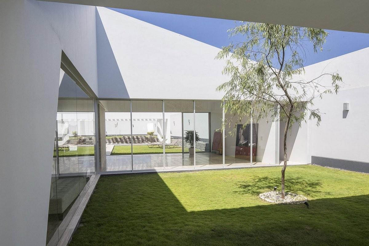 Резиденция модульного типа из Перу