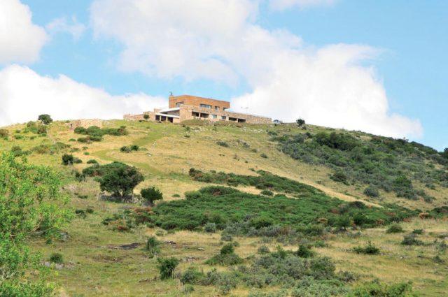Микро-отель Cerro Mistico в Уругвае