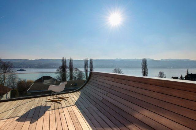 Дом в Швейцарии от Evolution Design