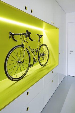 Особенности интерьера квартиры-студии в Праге