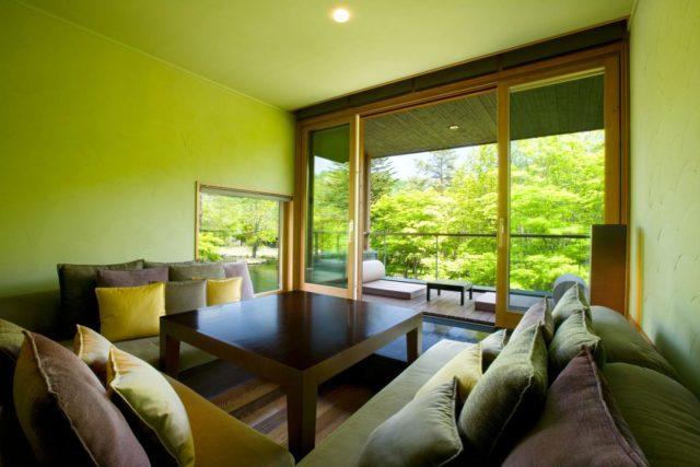 Hoshinoya Karuizawa оздоровительный курорт