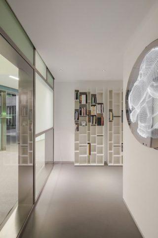 Вилла House H в Мадриде