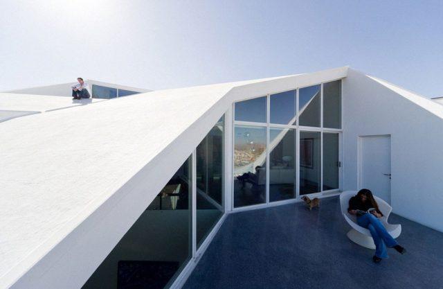 Дом в Мексике от PRODUCTORA
