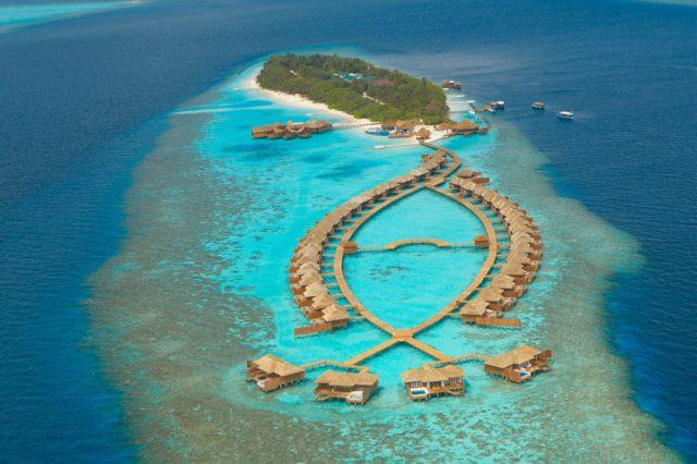Отдых на Мальдивах в Lily Beach Resort & Spa