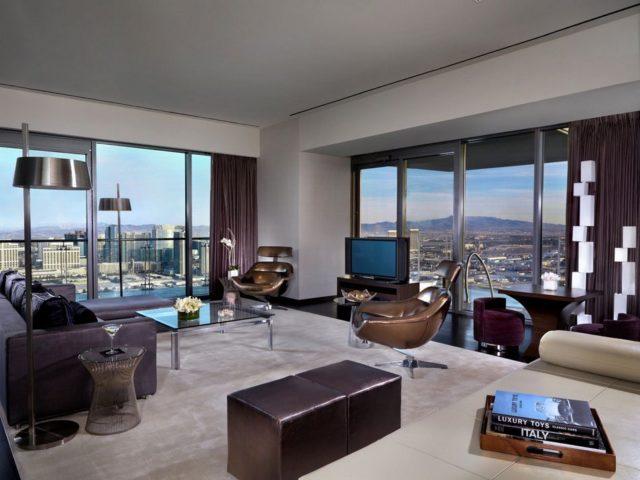 Palms Place Hotel & Spa - крутой отель в Лас-Вегасе
