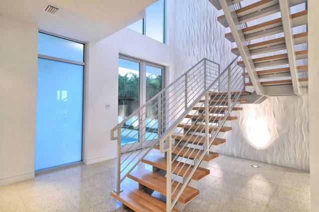 Особняк Picture Frame House от DSDG Inc. Architects во Флориде