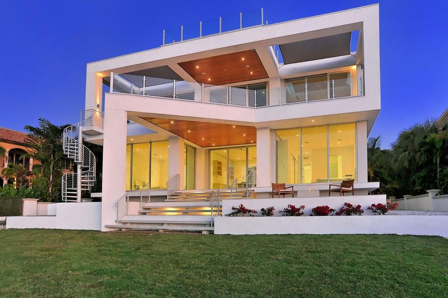 Picture Frame House от DSDG Inc. Architects в 600 квадратов