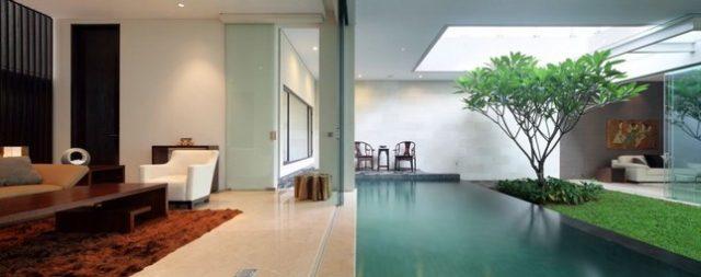 Роскошный особняк в Джакарте