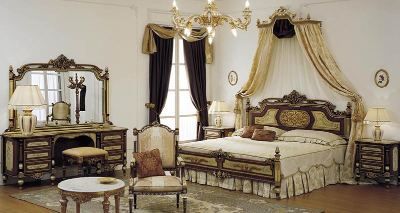 Итальянские спальни: особенности стиля, как выбрать мебель, фото