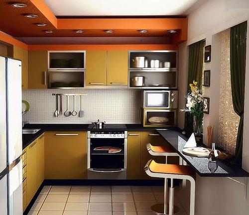 Ремонт и дизайн маленькой кухни в хрущевке: фото реальных и практичных идей